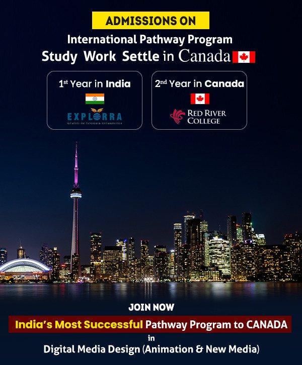Pathway program to Canada RRC