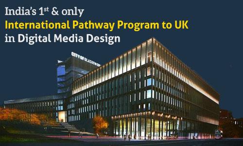 india's 1st International Pathway Program To UK