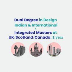 Dual Degree in Design